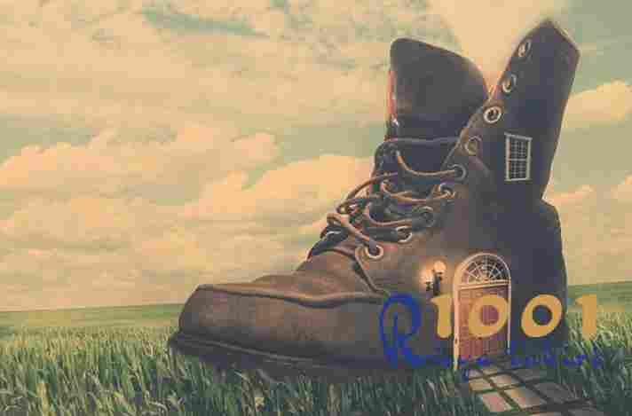 Baskı yapan ayakkabıları taşımak için: Birkaç yol