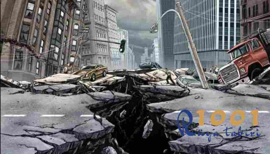 Rüyada deprem hissetmek - Büyük rüya tabirleri sözlüğü