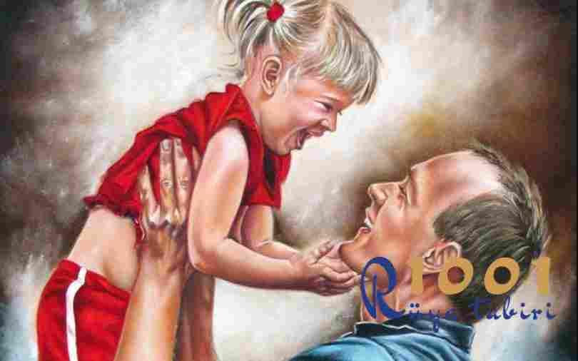 Rüyada kendi babanı görmek