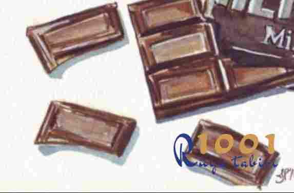 Rüyada çikolata görmek ne demek
