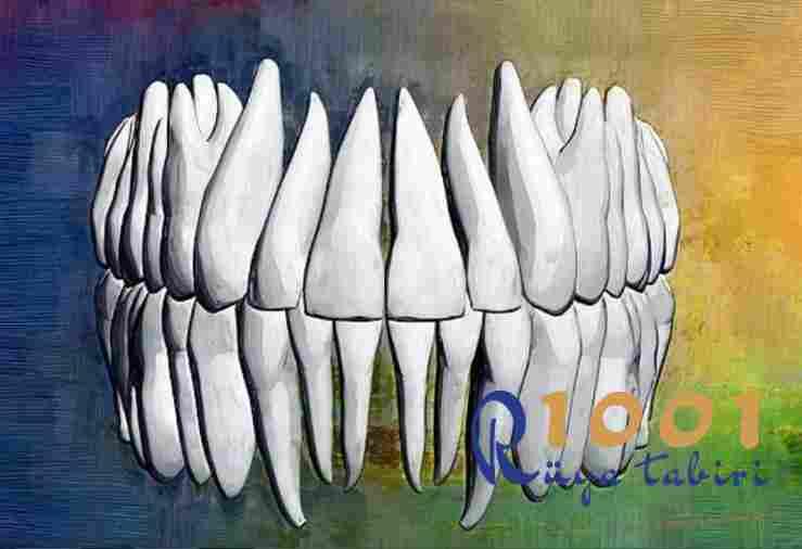 rüyada diş görmek diyanet