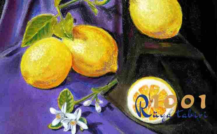 Rüyada Limon Görmek Neye İşarettir? Diyanet Rüya Tabirleri