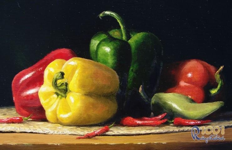 Rüyada biber görmek, yeşil ve kırmızı biber yemek - 1001ruyatabiri.com