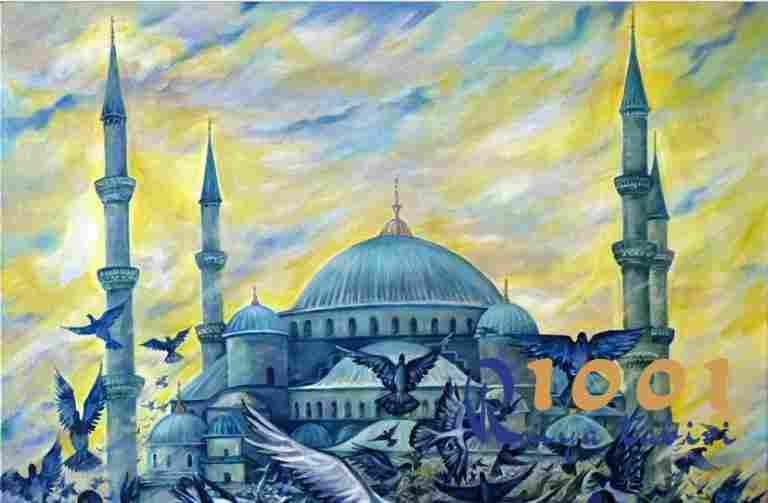 Rüyada cami görmek neye işarettir? 1001ruyatabiri.com