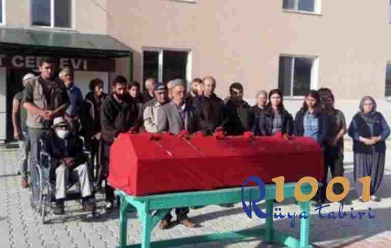 Rüyada Cenaze Görmek - Cenaze namazı - 1001ruyatabiri.com