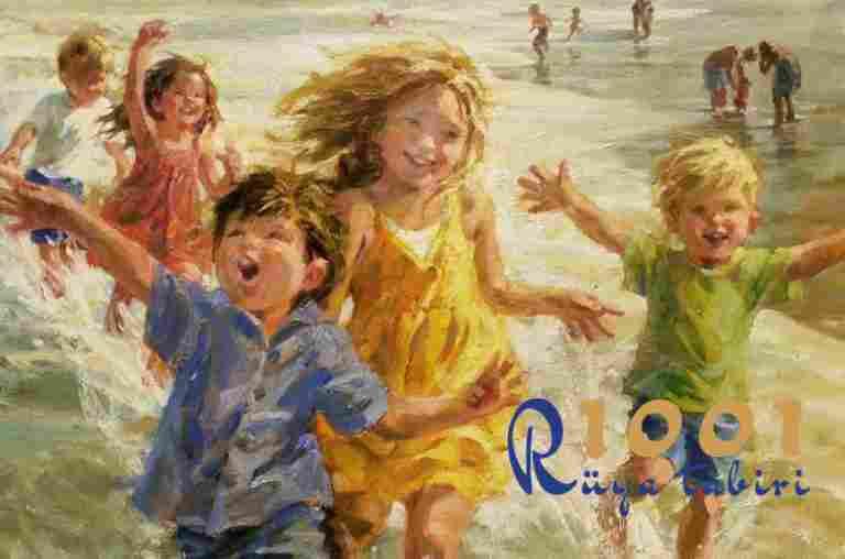 Rüyada Çocuk Görmek - 1001ruyatabiri.com