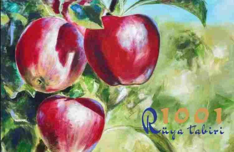 Rüyada Kırmızı Elma Ne Anlama Gelir?