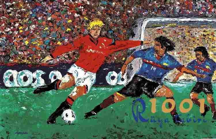 Rüyada futbol oynamak futbol maçı görmek futbolcu görmek - www.1001ruyatabiri.com