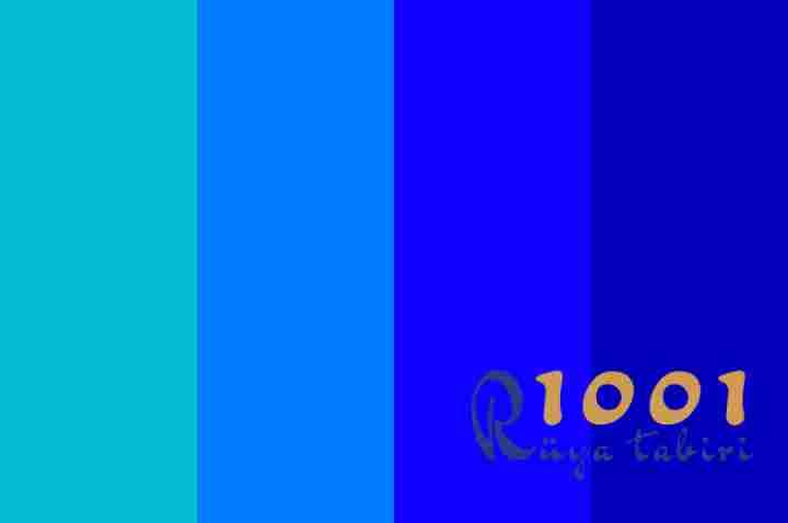 Rüyada mavi görmek-diyanet rüya tabirleri-www.1001ruyatabiri.com
