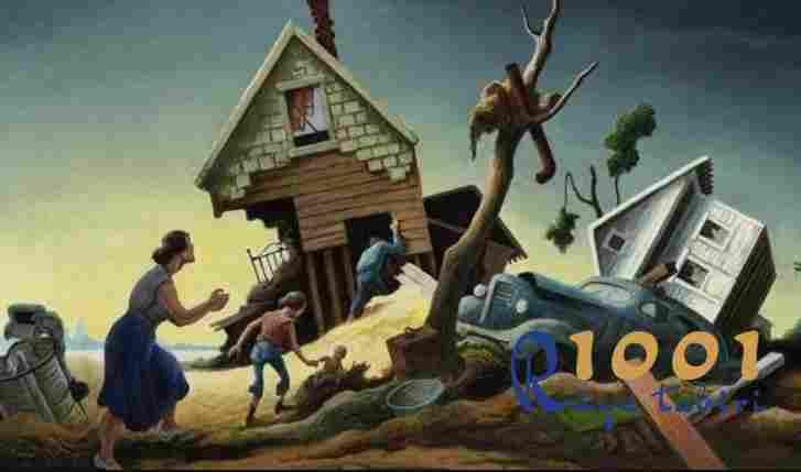 Rüyada afet görmek rüyada doğal afet görmek-büyük felaketler görmek www.1001ruyatabiri.com