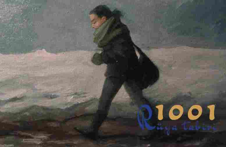 Rüyada yürümek görmek-rüyada yolda yürümek-rüyada karda yürümek-www.1001ruyatabiri.com