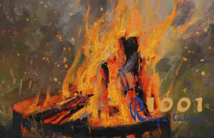 Rüyada Ateş Görmek Neye Delalettir? Dini Rüya Tabirleri www.1001ruyatabiri.com