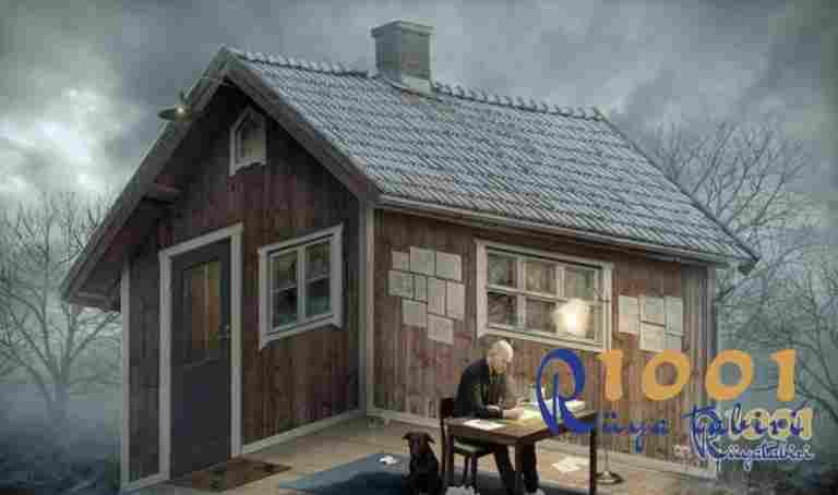 Rüyada Güzel Ev Görmek-Yanan Veya Yanmış Ev Görmek