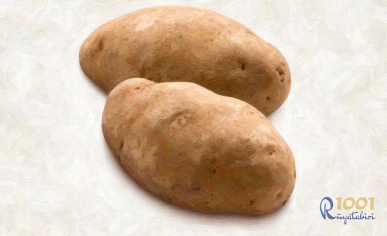 Rüyada Patates Görmek-Rüyada Patates Yemek www.1001ruyatabiri.com