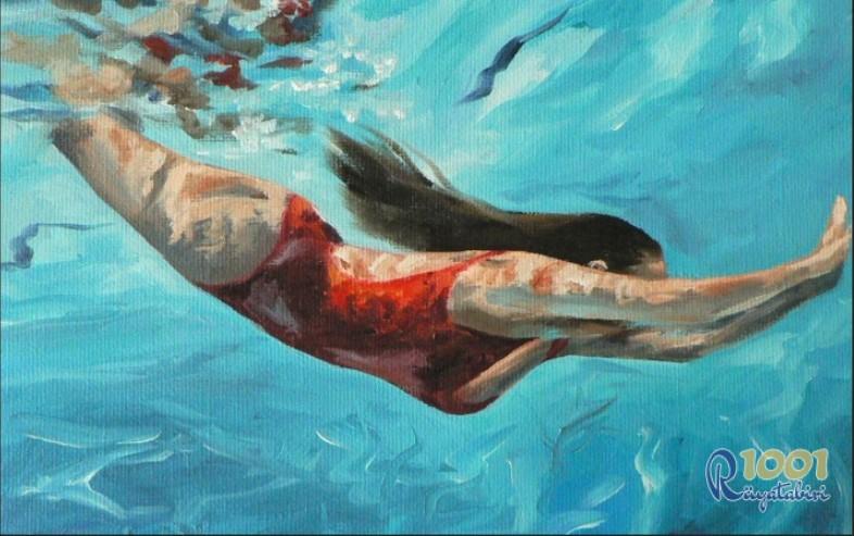 Rüyada Yüzmek Görmek-Rüyada Denizde Yüzmek www.1001ruyatabiri.com