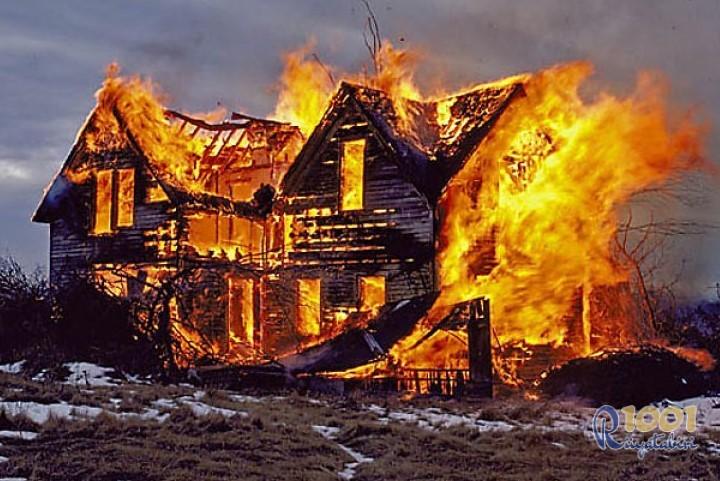 Rüyada Yangın Görmek-Rüyada Yangın Söndürmek www.1001ruyatabiri.com