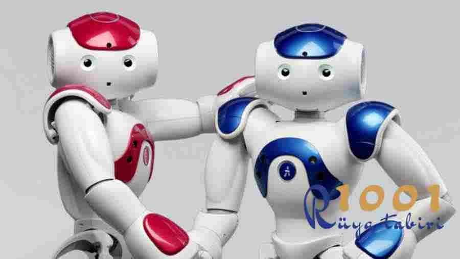 Ruyada Robot Gormek Neye isarettir-dini islami diyanet