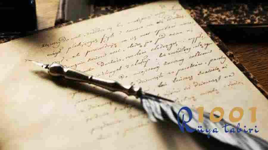 Ruyada siir Gormek-siir Yazmak veya Okumak-Dini Ruya Yorumu-islami-tabirleri