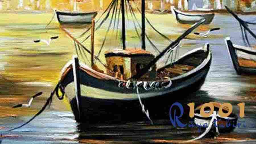 Ruyada Tekne Gormek veya Tekne Kullanmak-sandal-sal-bot-yat gormek surmek