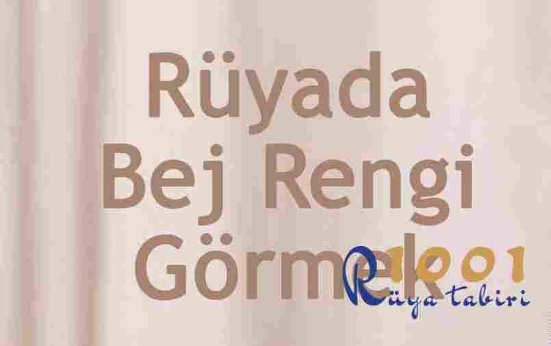 Ruyada-Bej-Rengi-Gormek-Bej-Renkli-Bir-sey-Ne-Demek-1001ruyatarifi2