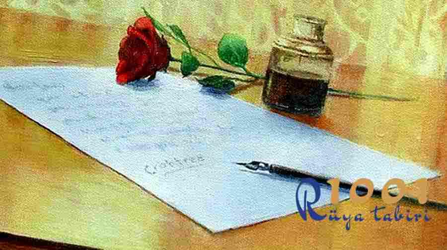 Ruyada Mektup Gormek-Almak Okumak yazmak Ne Demek-Diyanet Ruya Tabirleri-islami-dini-ruya yorumu-1001ruyatabiri