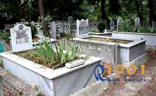 ruyada mezarlik gormek-kabir gormek-mezar gormek-kabristan gormek-mezarda yurumek-mezar kazmak-dini diyanet