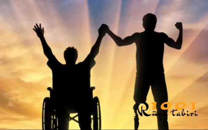 Rüyada Engelli Birini Görmek, Çocuk, Bebek, Sakat Gormek