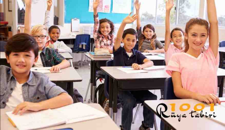 Rüyada Öğrenci Görmek, Olmak ve Okul Gormek, oldugunu görmek