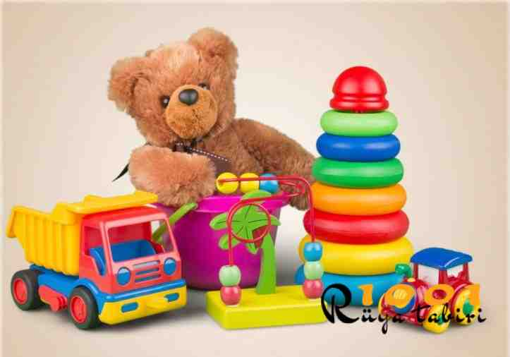 Rüyada Oyuncak Görmek Almak, Oynamak (Bebek, Araba, Ayı)