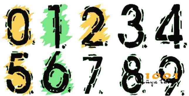 Rüyada Sayı Görmek, Sayı Saymak, 0, 1, 2, 3, 4, 5, 6, 7, 8, 9 Rakamı Gormek