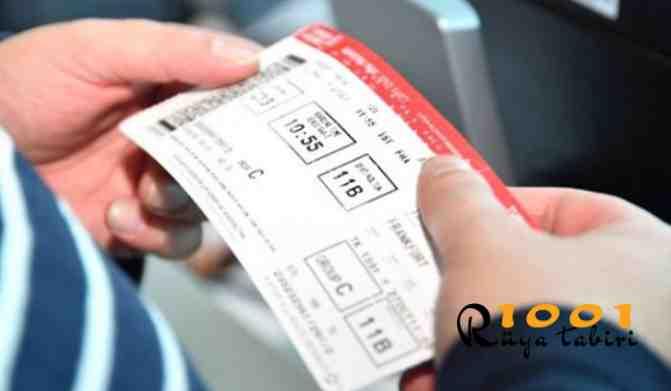 ruyada-bilet-gormek-bilet-almak-kesmek-ne demek-diyanet-1001ruyatabiri-piyango bileti-ucak-otobus-tren