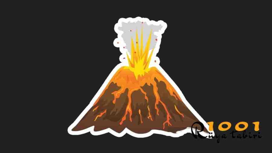 ruyada lav gormek-lav patlamasi-yanardag gormek-diyanet-1001ruyatabiri